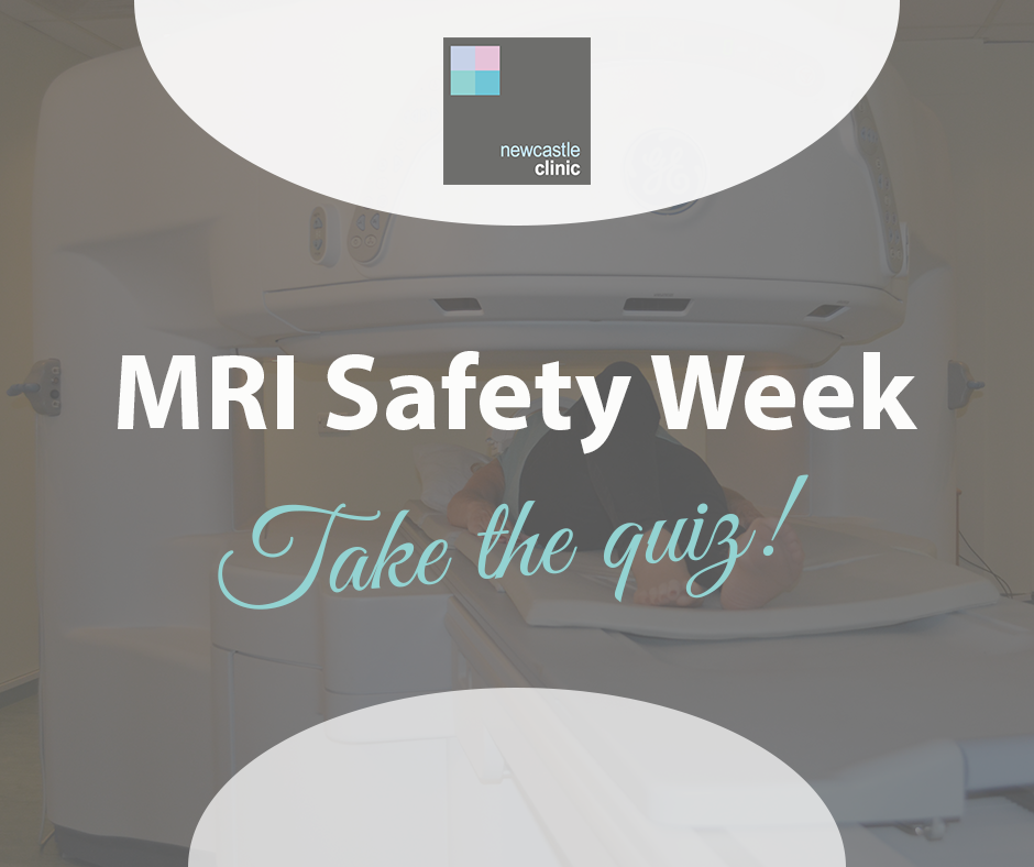 MRI safety week image