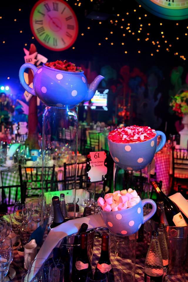 alice in wonderland firecracker ball